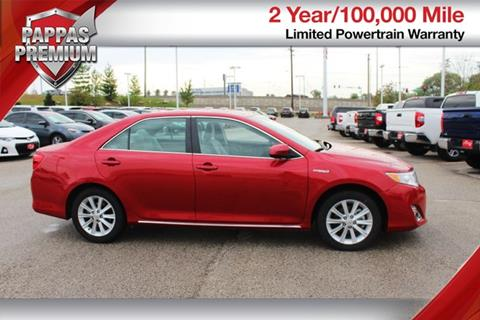 2013 Toyota Camry Hybrid for sale in Saint Peters, MO