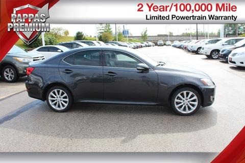 2009 Lexus IS 250 for sale in Saint Peters, MO