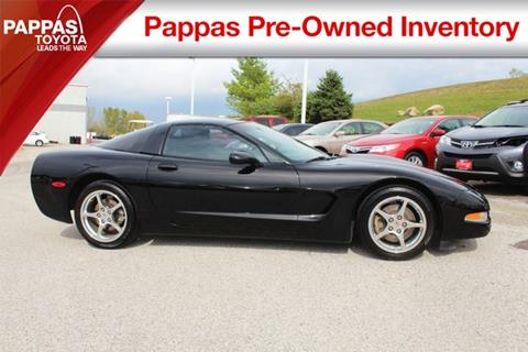 2002 Chevrolet Corvette for sale in Saint Peters MO