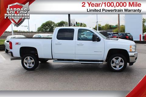 2014 Chevrolet Silverado 2500HD for sale in Saint Peters MO