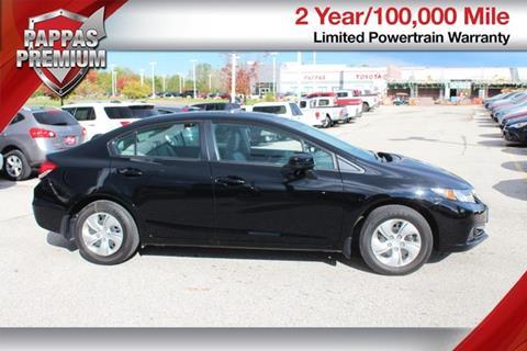 2015 Honda Civic for sale in Saint Peters, MO