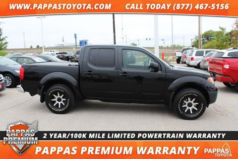 2016 Nissan Frontier for sale in Saint Peters MO