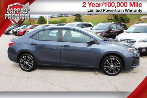 2015 Toyota Corolla for sale in Saint Peters, MO