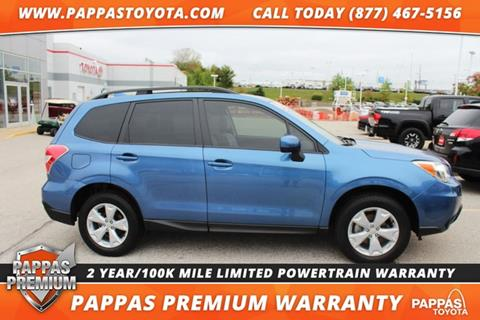 2016 Subaru Forester for sale in Saint Peters MO