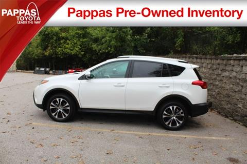 2015 Toyota RAV4 for sale in Saint Peters MO