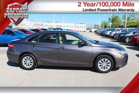 2015 Toyota Camry for sale in Saint Peters MO