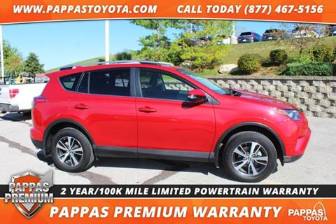 2017 Toyota RAV4 for sale in Saint Peters MO