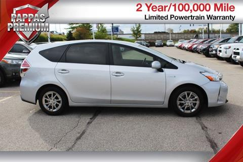 2015 Toyota Prius v for sale in Saint Peters MO