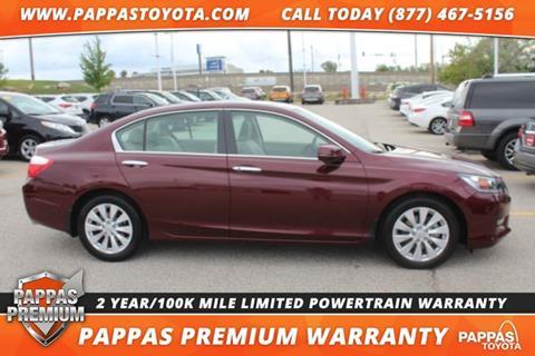 2014 Honda Accord for sale in Saint Peters, MO