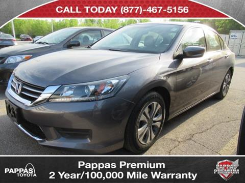 2015 Honda Accord for sale in Saint Peters, MO