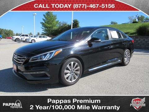 2015 Hyundai Sonata for sale in Saint Peters, MO