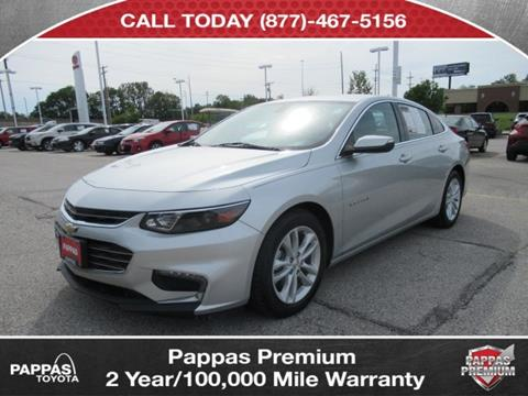 2017 Chevrolet Malibu for sale in Saint Peters, MO