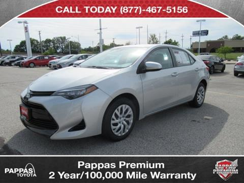 2017 Toyota Corolla for sale in Saint Peters, MO
