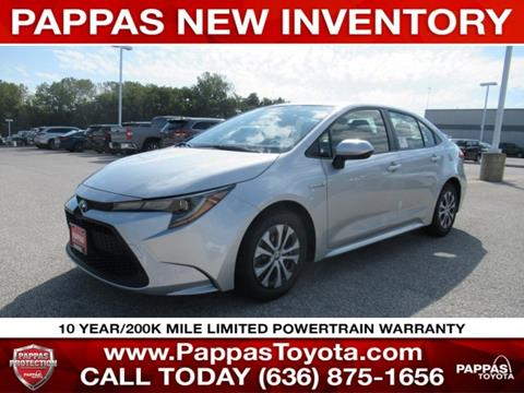 2020 Toyota Corolla Hybrid for sale in Saint Peters, MO