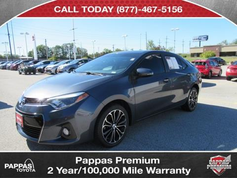 2016 Toyota Corolla for sale in Saint Peters, MO