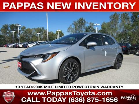2019 Toyota Corolla Hatchback for sale in Saint Peters, MO