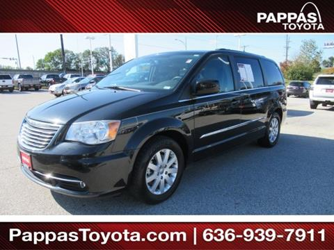 Town And Country Toyota >> Chrysler Town And Country For Sale In Saint Peters Mo Tom
