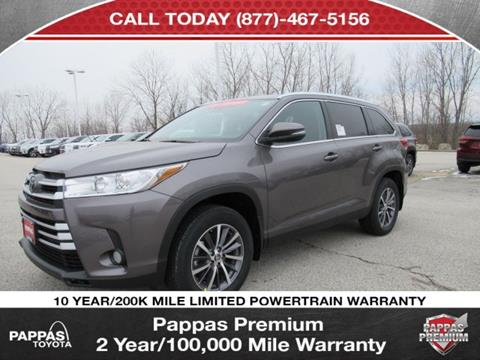 2019 Toyota Highlander for sale in Saint Peters, MO