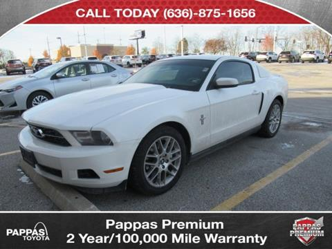 2012 Ford Mustang for sale in Saint Peters, MO
