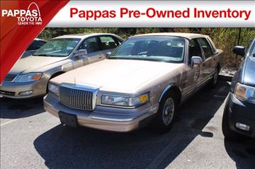1996 Lincoln Town Car for sale in Saint Peters, MO