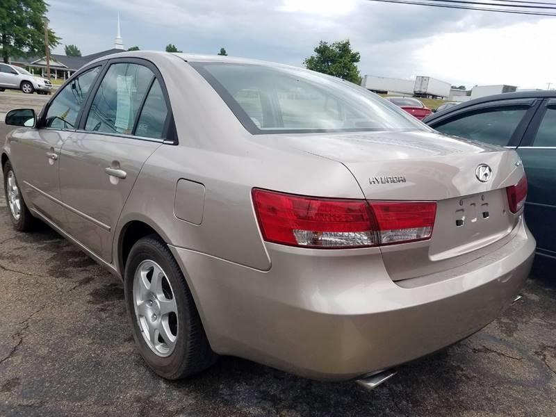 2006 Hyundai Sonata GLS V6 4dr Sedan - North East PA