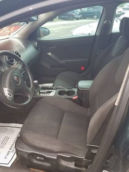 2006 Pontiac G6 GTP 4dr Sedan - North East PA