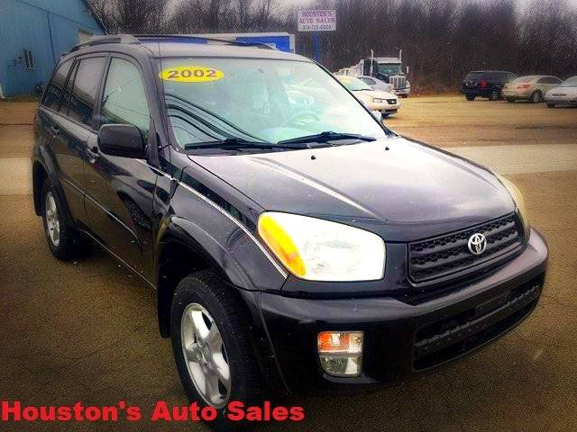 2002 Toyota RAV4 AWD 4dr SUV - North East PA
