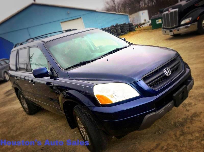 2004 Honda Pilot EX 4WD 4dr SUV - North East PA