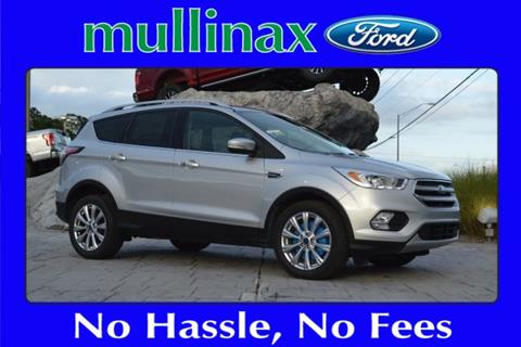 2017 Ford Escape for sale in Apopka, FL