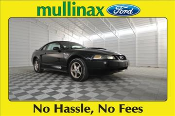 2002 Ford Mustang for sale in Apopka, FL