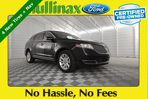 2016 Lincoln MKT Town Car for sale in Apopka, FL
