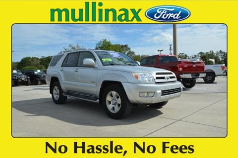 2004 Toyota 4Runner for sale in Apopka, FL
