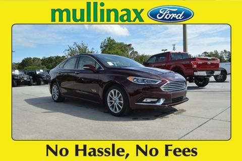 2017 Ford Fusion Energi for sale in Apopka, FL