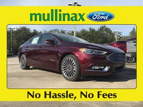 2018 Ford Fusion Hybrid for sale in Apopka, FL