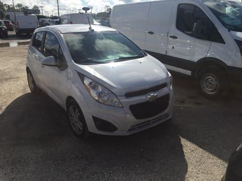 2013 Chevrolet Spark for sale in Apopka, FL