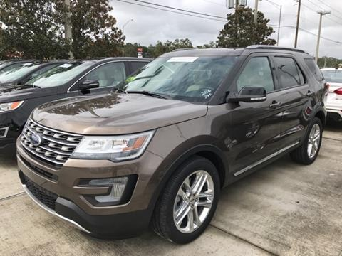 2016 Ford Explorer for sale in Apopka, FL