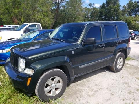 2012 Jeep Liberty for sale in Apopka, FL