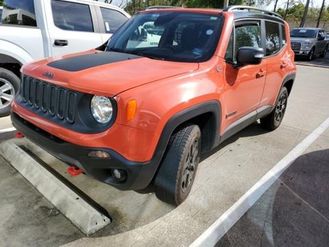 2018 Jeep Renegade for sale in Apopka, FL