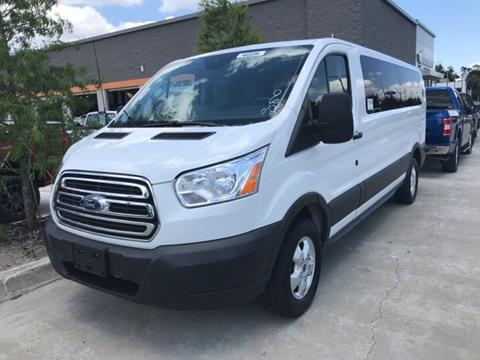 2018 Ford Transit Passenger for sale in Apopka, FL