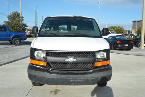 2007 Chevrolet Express Cargo for sale in Apopka, FL