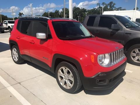 2016 Jeep Renegade for sale in Apopka, FL