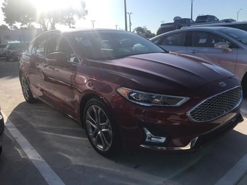 2019 Ford Fusion Hybrid for sale in Apopka, FL