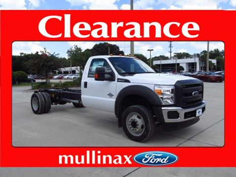 2016 Ford F-450 Super Duty for sale in Apopka, FL