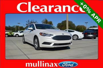 2017 Ford Fusion for sale in Apopka, FL