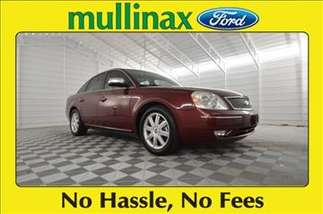 2007 Ford Five Hundred for sale in Apopka, FL