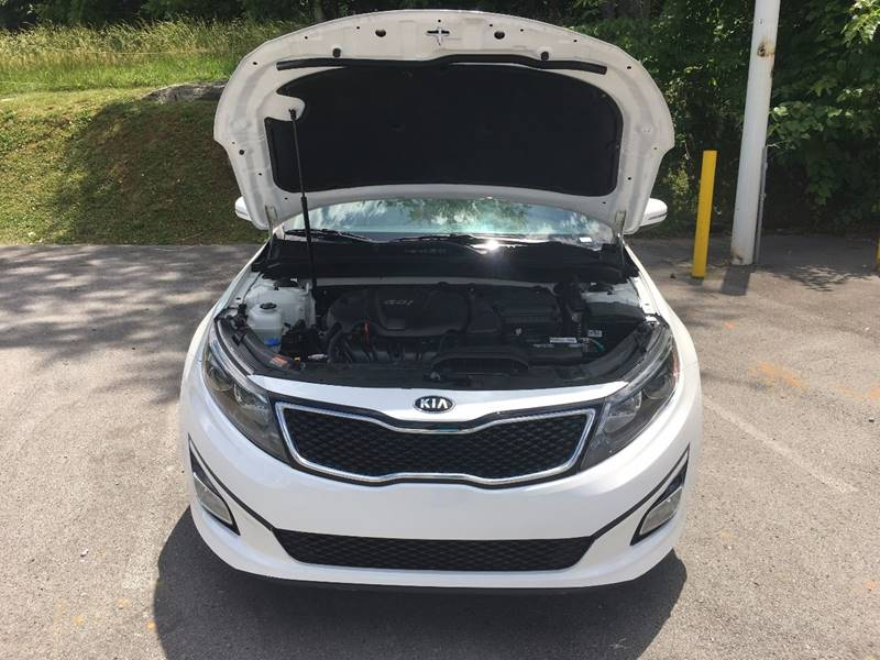 2015 Kia Optima LX 4dr Sedan - Murfreesboro TN