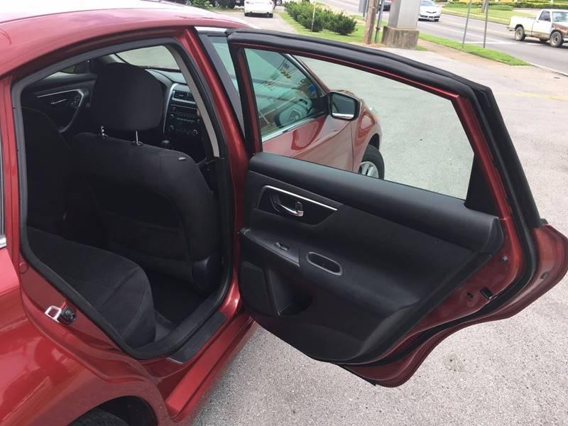 2014 Nissan Altima 2.5 S 4dr Sedan - Murfreesboro TN