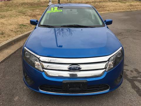 ford fusion for sale in murfreesboro tn