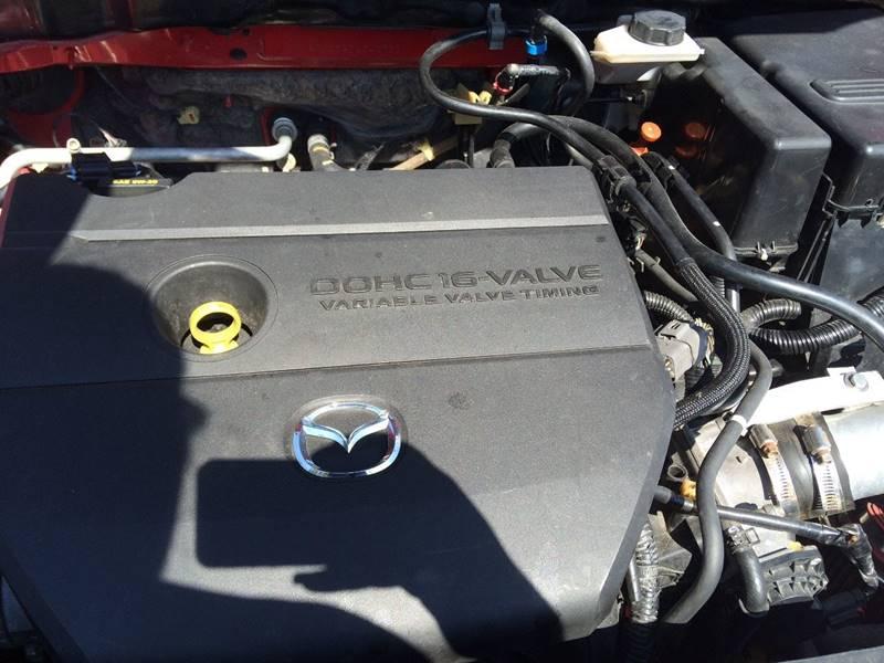 2007 Mazda MAZDA3 s Sport 4dr Sedan (2.3L I4 5A) - Murfreesboro TN
