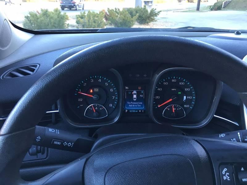 2014 Chevrolet Malibu LS 4dr Sedan - Murfreesboro TN
